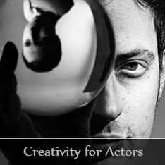 Creativity for actors