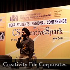 Creativity for corporates