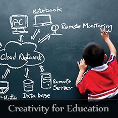 Creativity for education