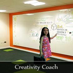 Creativity coach