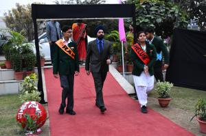 Delhi Public School Annual Function