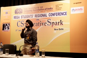 Creative Spark @ ICSI
