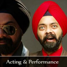 Acting & Performance
