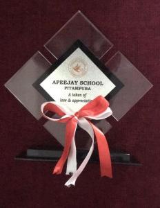 Guest speaker @ APEEJAY School Pitampura